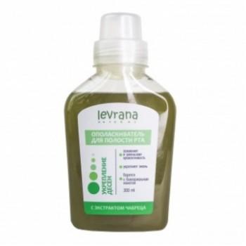 Ополаскиватель для полости рта «Укрепление десен» Levrana