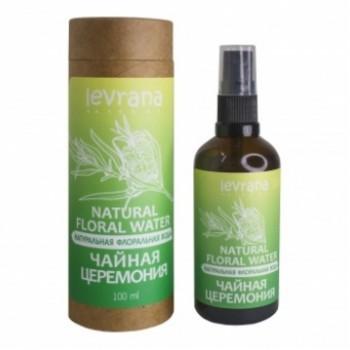 """Флоральная вода для лица и тела """"Чайная церемония"""" Levrana"""