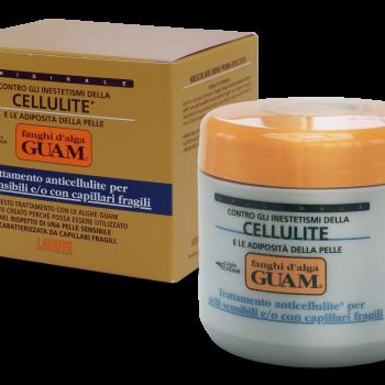Маска антицеллюлитная для чувствительной кожи с хрупкими капиллярами, Guam
