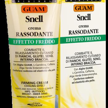 Крем антицеллюлитный с охлаждающим эффектом для массажа, Guam