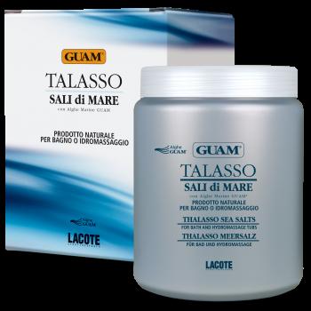 Соль для ванны, Guam