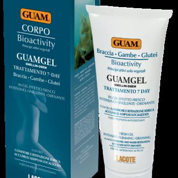 Гель для тела биоактивный с дренажным эффектом, Guam