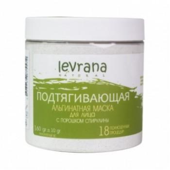 """Альгинатная маска """"Подтягивающая"""" Levrana, 500 мл."""