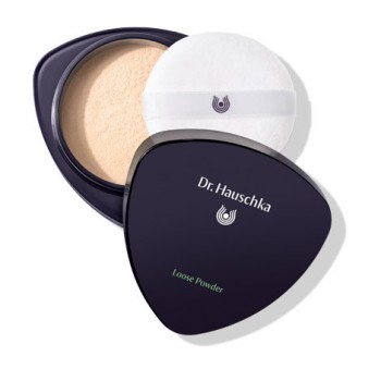 Пудра для лица рассыпчатая | Loose Powder, 12 г, Dr. Hauschka