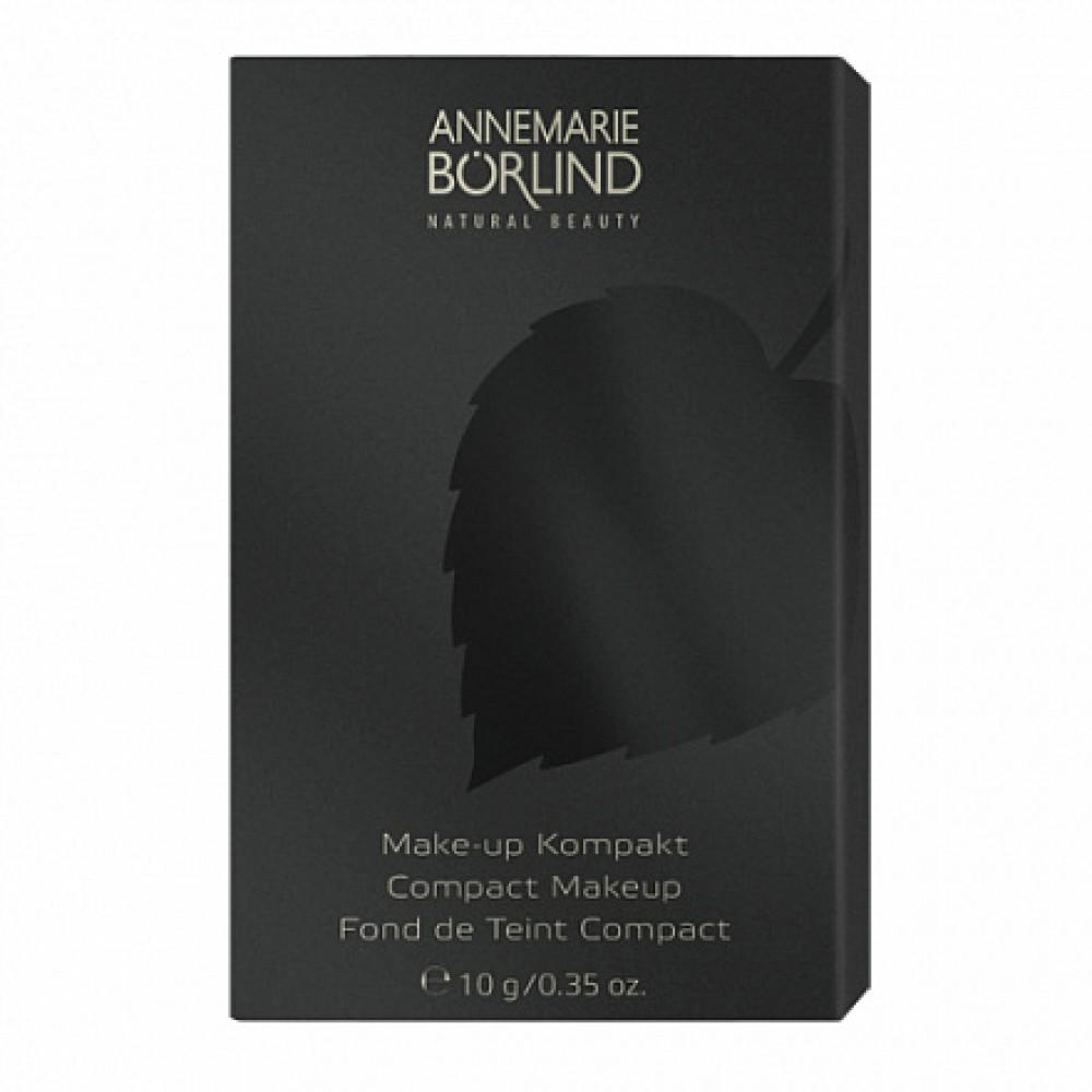 """Компактный тональный крем """"Слоновая кость"""" Annemarie Borlind, 10 мл"""