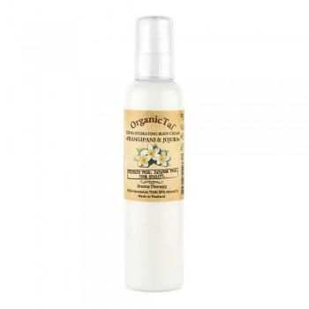 Экстраувлажняющий крем для тела «Франжипани и жожоба» 260 мл, OrganicTai