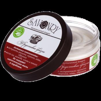 Йогурт для тела Фруктовые брызги, 150 гр., Savonry