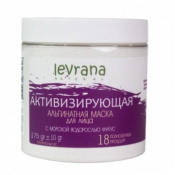 """Альгинатная маска """"Активизирующая"""" Levrana, 500 мл."""