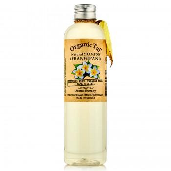 Натуральный шампунь для волос «Франжипани», 260 мл, OrganicTai