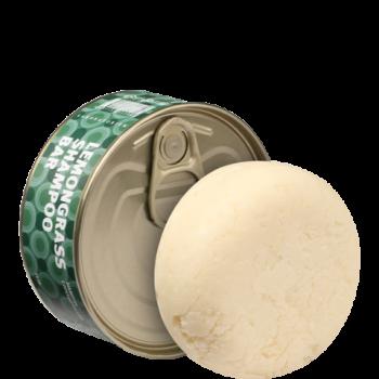 Твердый шампунь с пребиотиками (Lemongrass Shampoo bar), Laboratorium, 75 г.