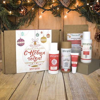 Подарочный набор от Деда Мороза Levrana