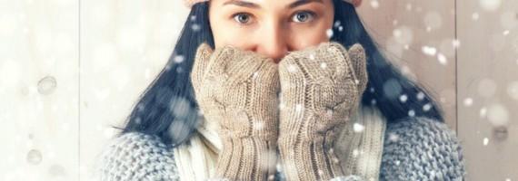 Уход за сухой кожей зимой